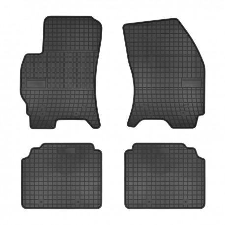 B06-C4 Dywaniki gumowe czarne FG - 0314-168